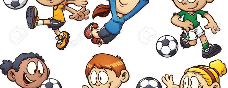 Komm zum Fußball